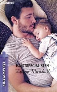 Hjärtspecialisten (e-bok) av Lynne Marshall