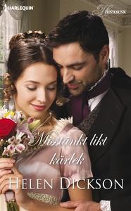 Misstänkt likt kärlek (e-bok) av Helen Dickson