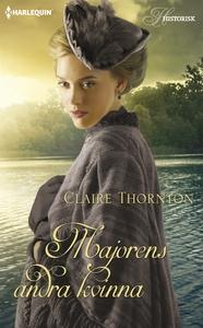 Majorens andra kvinna (e-bok) av Claire Thornto