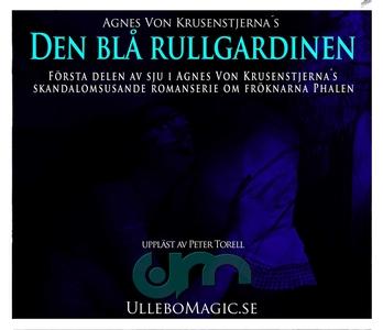 Den blå rullgardinen (ljudbok) av Agnes von Kru