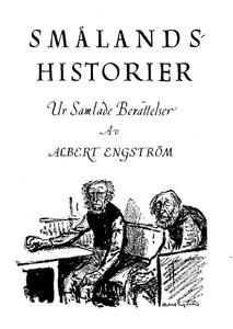 Smålandshistorier (e-bok) av Albert Engström