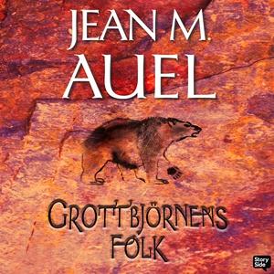 Grottbjörnens folk (ljudbok) av Jean M. Auel