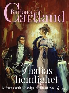 Thalias hemlighet (e-bok) av Barbara Cartland