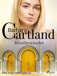 Missförståndet (e-bok) av Barbara Cartland