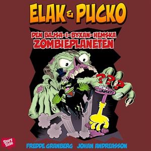 Elak & Pucko - den bajsa-i-byxan-hemska zombiep