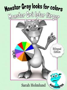 Monster Gray looks for colors - Monster Grå let
