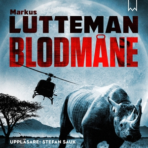 Blodmåne (ljudbok) av Markus Lutteman