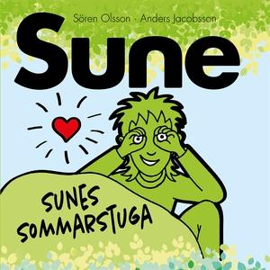 Sunes sommarstuga (ljudbok) av Sören Olsson, An