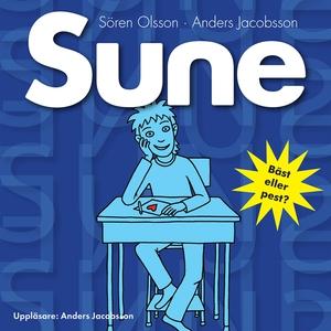 Sune (ljudbok) av Sören Olsson, Anders Jacobsso