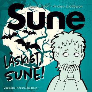 Läskigt Sune! (ljudbok) av Sören Olsson, Anders