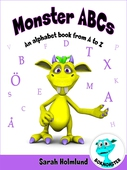 Monster ABCs - An alphabet book from A to Z