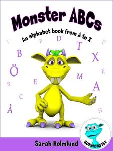 Monster ABCs - An alphabet book from A to Z (e-