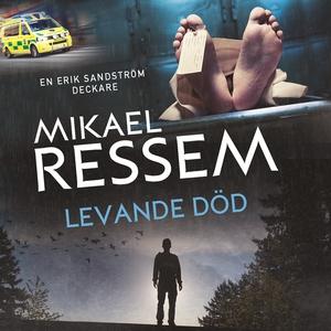Levande död (ljudbok) av Mikael Ressem