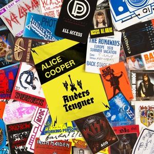 Access all areas - ALICE COOPER (ljudbok) av An