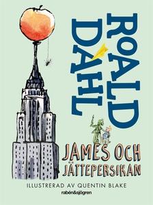 James och jättepersikan (e-bok) av Roald Dahl