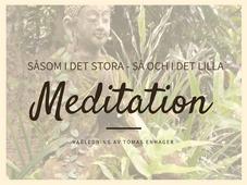 Vägledd Meditation av Tomas Enhager