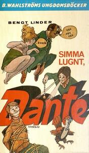 Dante 11 - Simma lugnt, Dante (e-bok) av Bengt