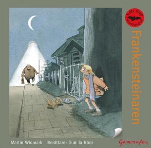 Frankensteinaren (ljudbok) av Martin Widmark