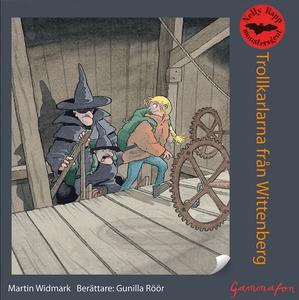 Trollkarlarna från Wittenberg (ljudbok) av Mart