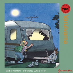 Varulvarna (ljudbok) av Martin Widmark