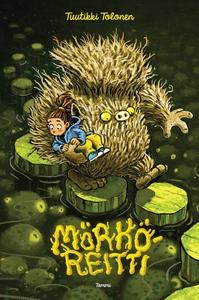 Mörköreitti (e-bok) av Tuutikki Tolonen
