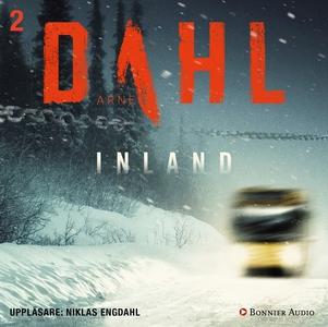 Inland (ljudbok) av Arne Dahl