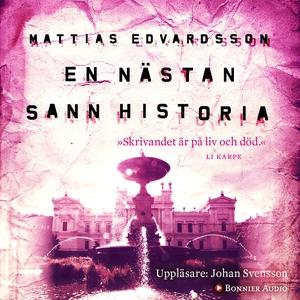 En nästan sann historia (ljudbok) av Mattias Ed