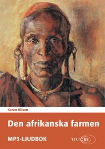 Den afrikanska farmen (ljudbok) av Karen Blixen