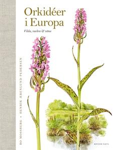 Orkidéer i Europa : Vilda, vackra & väna (e-bok