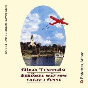 Berömda män som varit i Sunne (ljudbok) av Göra