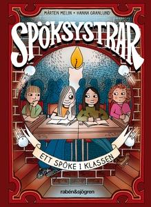 Ett spöke i klassen (e-bok) av Mårten Melin