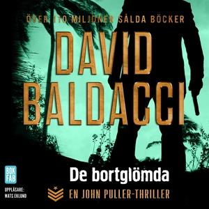 De bortglömda (ljudbok) av David Baldacci