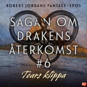 Tears klippa (ljudbok) av Robert Jordan