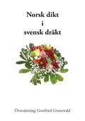 Norsk dikt i svensk dräkt