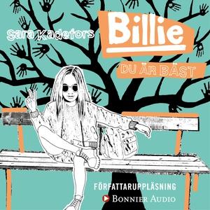 Billie. Du är bäst (ljudbok) av Sara Kadefors