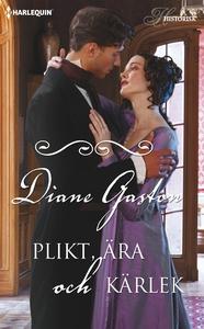 Plikt, ära och kärlek (e-bok) av Diane Gaston