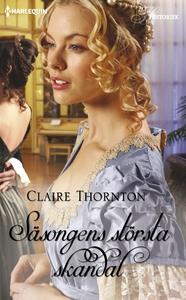 Säsongens största skandal (e-bok) av Claire Tho