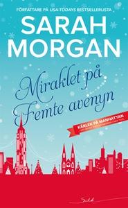 Miraklet på Femte avenyn (e-bok) av Sarah Morga