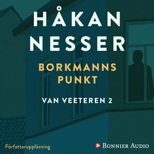 Borkmanns punkt (ljudbok) av Håkan Nesser