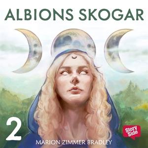 Albions skogar – del 2 (ljudbok) av Marion Zimm