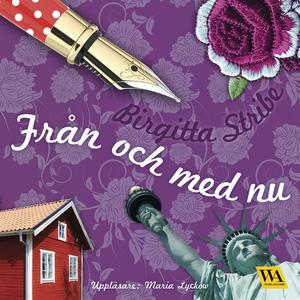 Från och med nu (ljudbok) av Birgitta Stribe