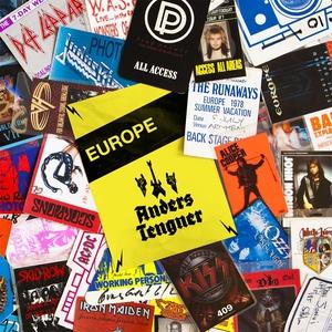 Access all areas - EUROPE (ljudbok) av Anders T