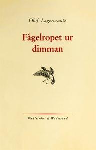 Fågelropet ur dimman (e-bok) av Olof Lagercrant