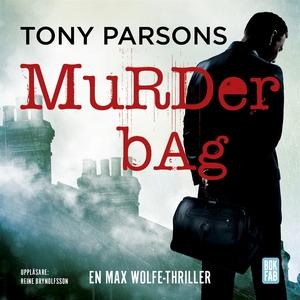 Murder bag (ljudbok) av Tony Parsons