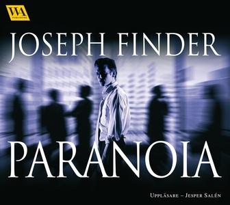 Paranoia (ljudbok) av Joseph Finder