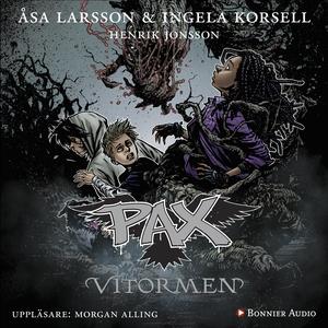 PAX. Vitormen (ljudbok) av Åsa Larsson, Ingela