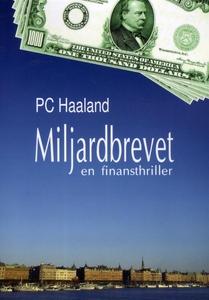 Miljardbrevet (e-bok) av PC Haaland