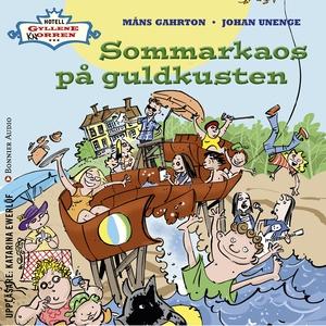 Sommarkaos på Guldkusten (ljudbok) av Johan Une