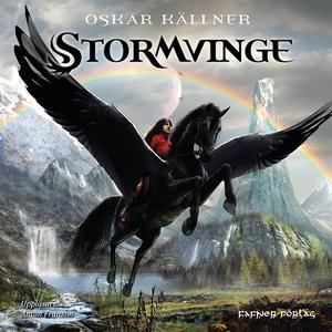 Stormvinge (ljudbok) av Oskar Källner