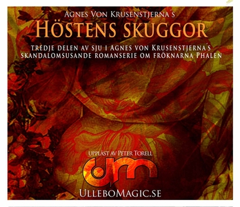Höstens skuggor (ljudbok) av Agnes von Krusenst